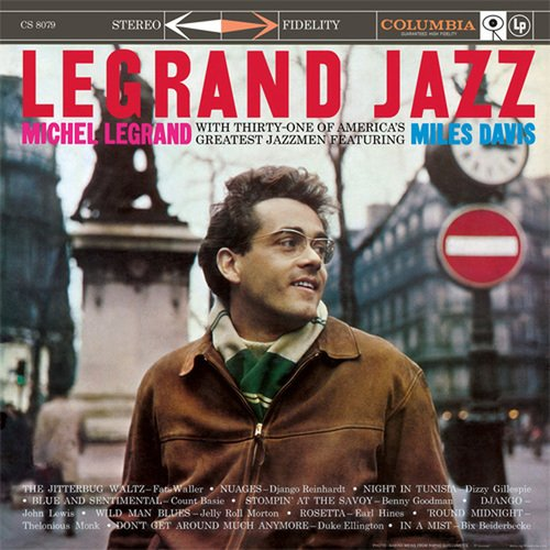 Am image of Michel Legrand - Legrand Jazz (180g 45rpm 2LP) 2