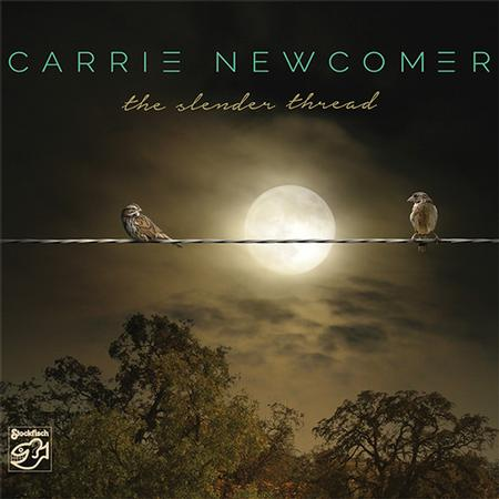 Am image of Carrie Newcomer - The Slender Thread (45rpm 180g 2LP) 1