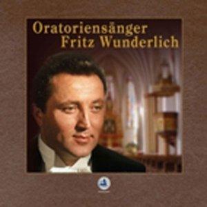 Am image of The Oratoriensanger - Fritz Wunderlich (180g LP) 1
