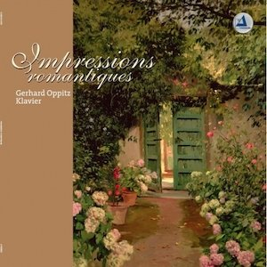 Am image of IMPRESSIONS ROMANTIQUES - Gerhard Oppitz (180g LP) 1
