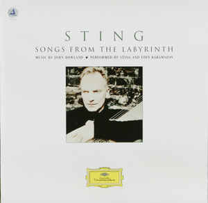 Am image of Sting - Songs from the Labyrinth ( 180g LP) 1