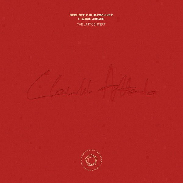 Am image of Claudio Abbado, Berliner Philharmoniker - The Last Concert (180g 3LP Box Set) 1