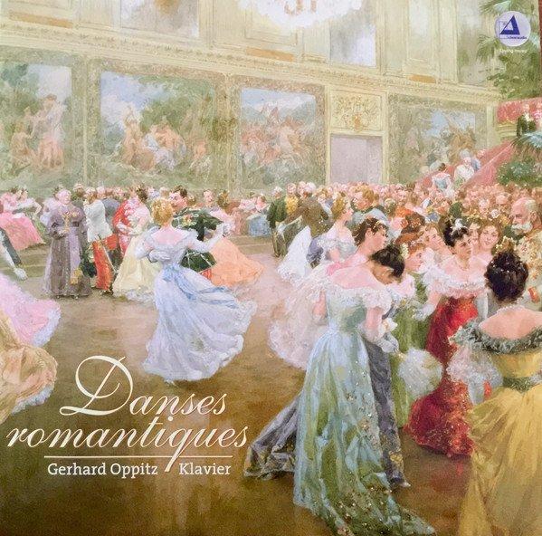 Am image of Gerhard Oppitz - Danses Romantiques (180g LP) 1
