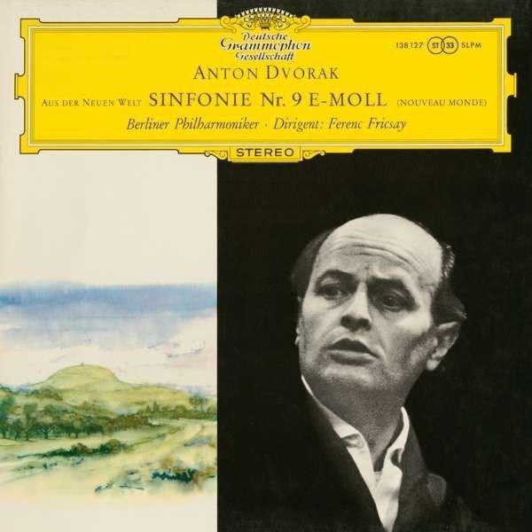 "Am image of Ferenc Fricsay - Anton Dvorak: Symphony No.9 in E minor, Op. 95 ""New World"" (180g LP) 1"