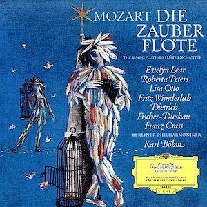Am image of Mozart - Die Zauberflöte / Berliner Philharmoniker, Karl Böhm (180g LP) 1