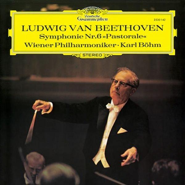 """Am image of Karl Böhm - Beethoven : Symphony No.6 in F Major, Op.68 """"Pastorale"""" (180g LP) 1"""