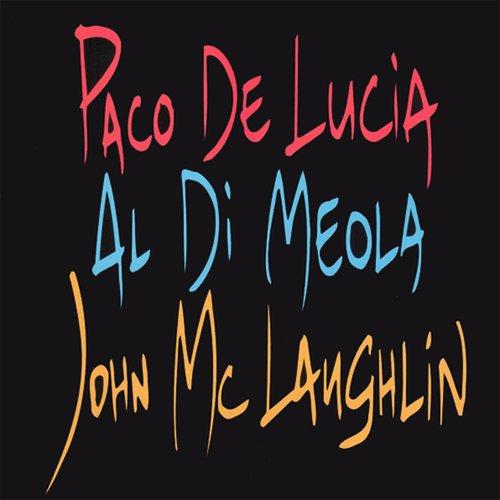 Am image of Paco de Lucia, John Mclaughlin, & Al di Meola - The Guitar Trio 1