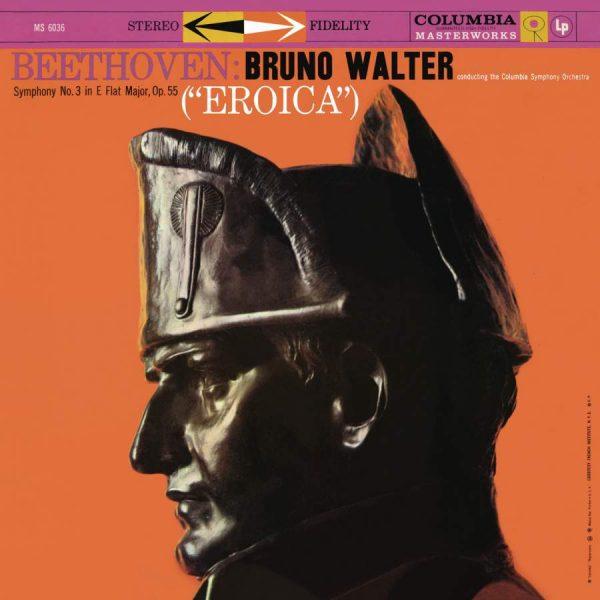 "Am image of Bruno Walter - Beethoven: Symphony No. 3 ""Eroica"" (180g LP) 1"
