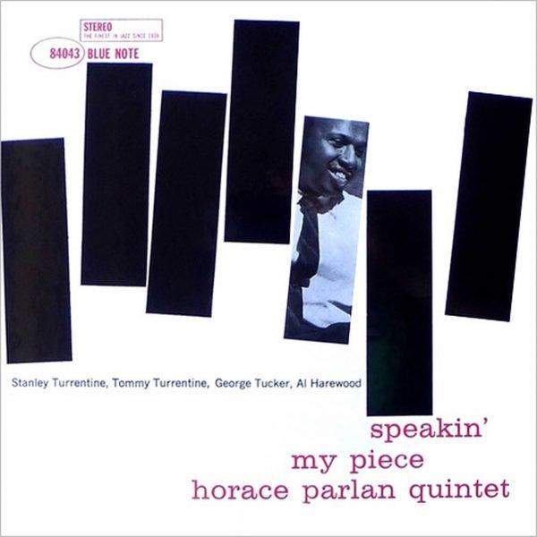 Am image of Horace Parlan Quintet - Speakin' My Piece (180g LP) 1