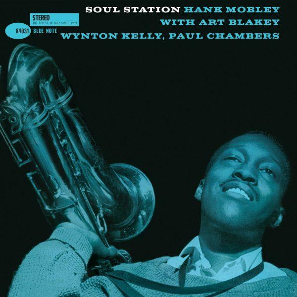 Am image of Hank Mobley - Soul Station (Blue Note Classic Vinyl Edition/180g LP) 1