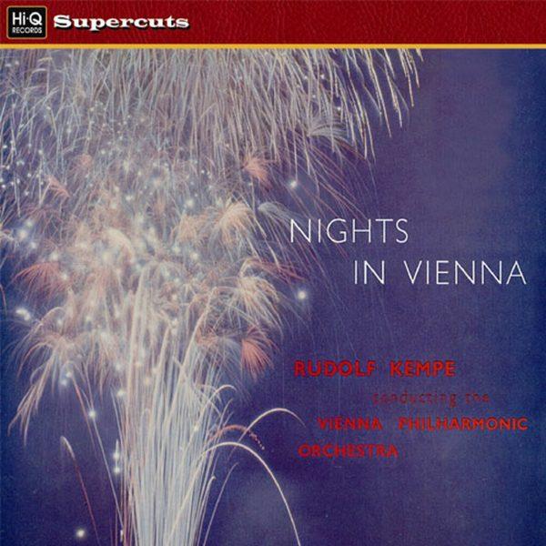 Am image of Rudolf Kempe - Nights In Vienna ( 180g LP) 1