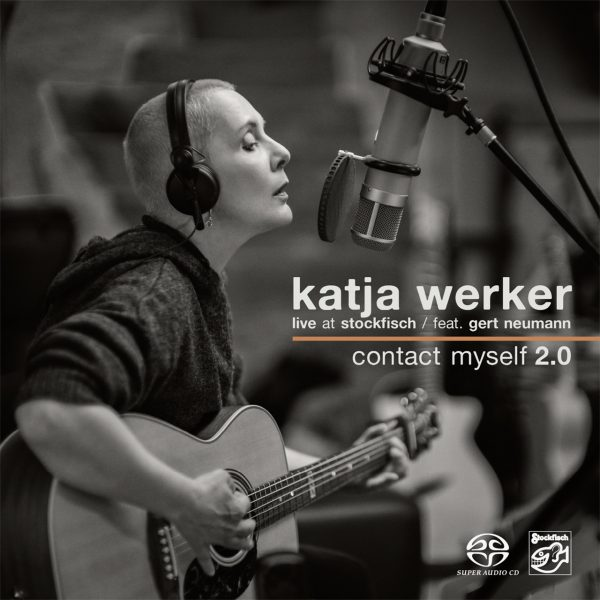 Am image of Katja Werker Feat. Gert Neumann- Contact Myself 2.0: Live At Stockfish (Hybrid Stereo SACD) 1
