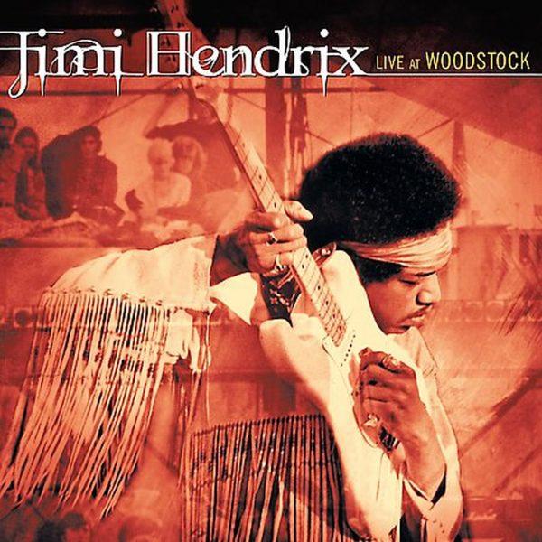 Am image of Jimi Hendrix - Live At Woodstock (180g 3LP) 1