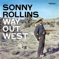 Am image of Sonny Rollins - Way Out West (LP) 1